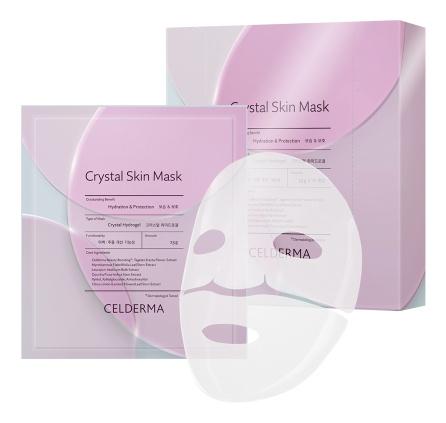 CELDERMA Crystal Skin Mask