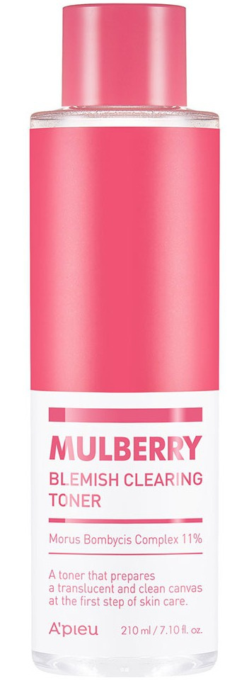 A'pieu Mulberry Blemish Clearing Toner