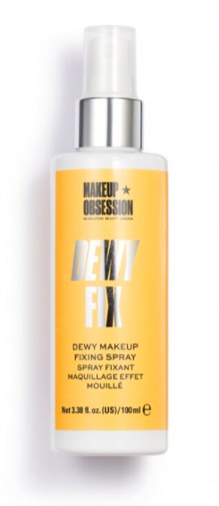 Makeup Obsession Dewy Fix Dewy Makeup Fixing Spray