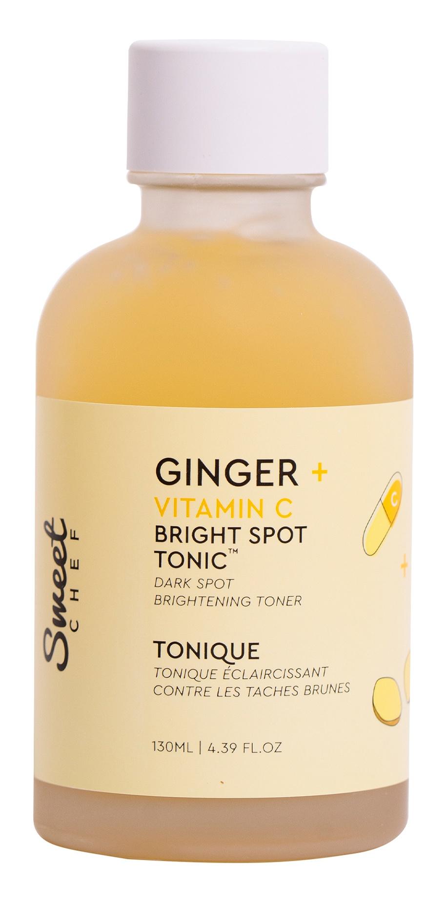 Sweet Chef Ginger + Vitamin C Bright Spot Tonic