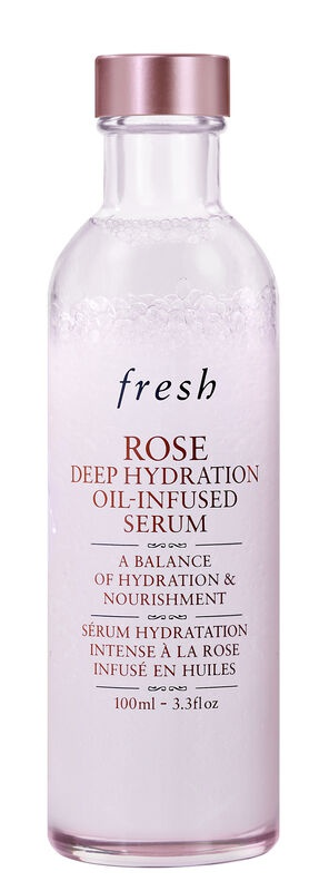 Fresh Rose Deep Hydration Infused Serum