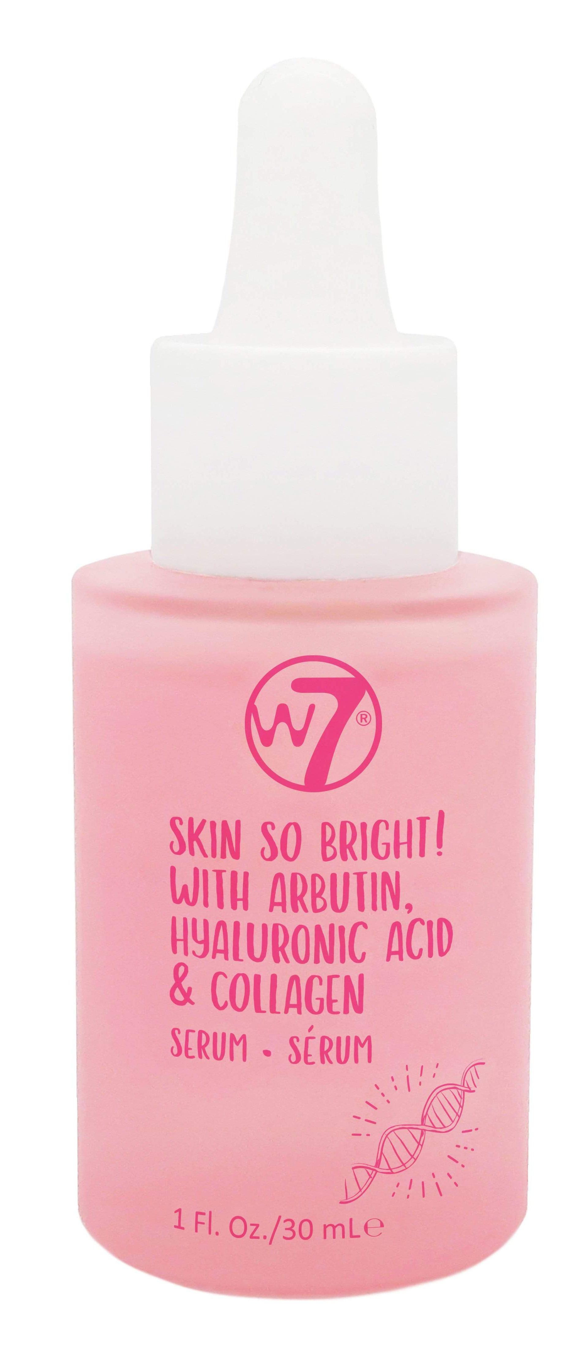 W7 Skin So Bright! Face Serum