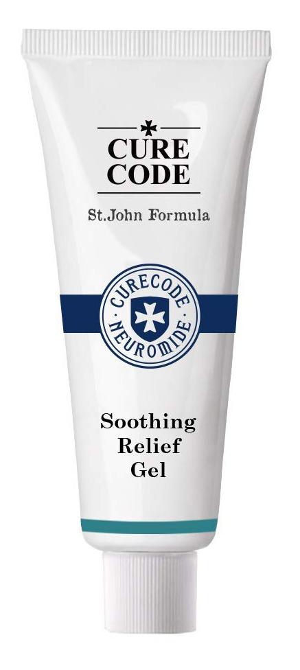 CureCode Soothing Relief Gel