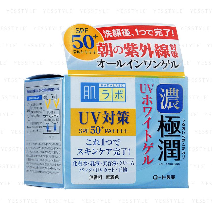 Hada Labo Gokujyun UV White Gel SPF 50+
