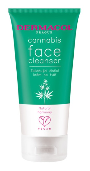 Dermacol Cannabis Face Cleanser