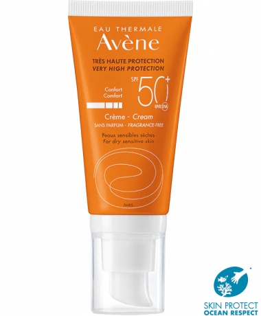 Avene Very High Protection Cream SPF 50+ Pump Tube