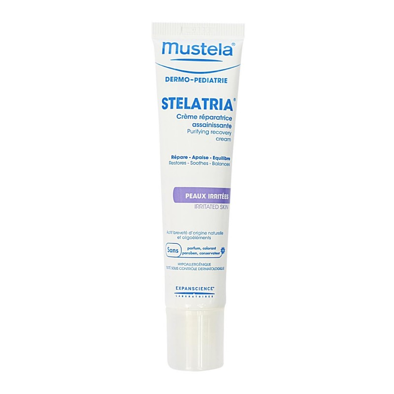 Mustela Stelatria Purifying Recovery Cream