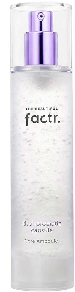The Beautiful factr. Dual-Probiotic Capsule Core Ampoule
