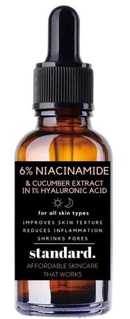standard. Niacinamide Serum 6%