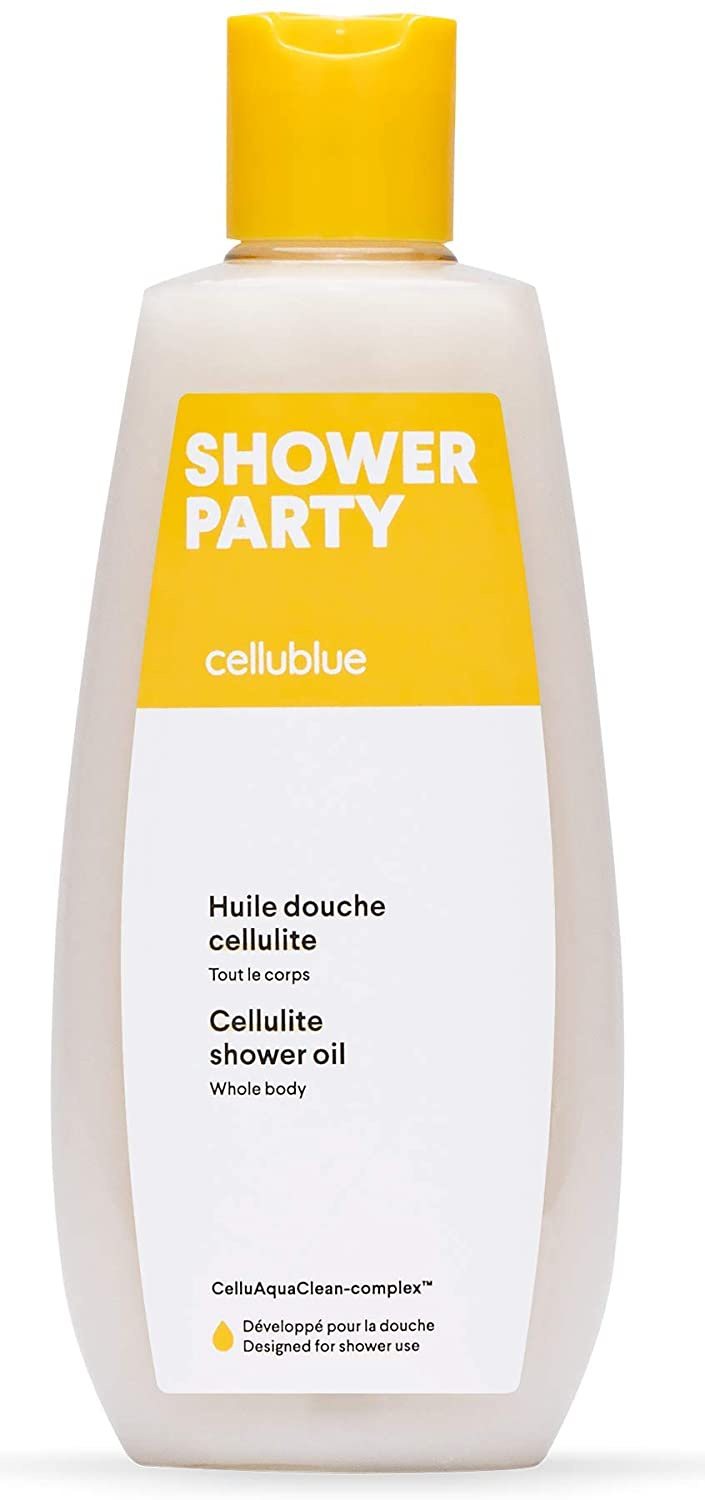 Cellublue Shower Party Anti-Cellulite Shower Gel