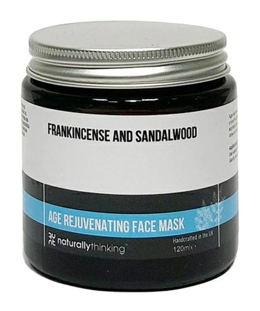 Naturally Thinking Frankincense & Sandalwood Age Rejuvenating Face Mask