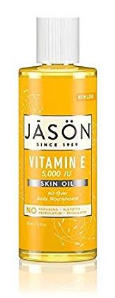 Jason Vitamin E 5000 Iu Skin Oil