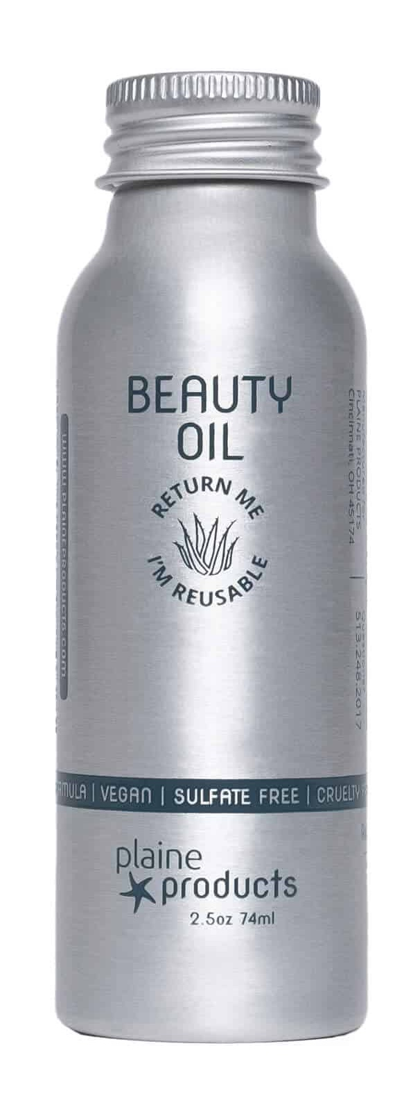 Plaine Products Beauty Oil