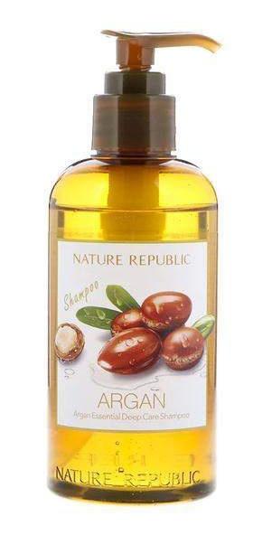 Nature Republic Argan Essential Deep Care Shampoo