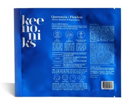 KEENONIKS Querencia Flawless Cream Mask Pack