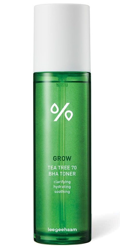 LEEGEEHAAM Tea Tree 70 Bha Toner