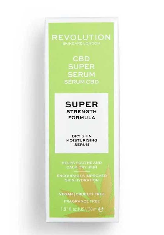 Revolution Skincare CBD Nourishing Super Strength Serum