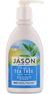 JASÖN Natural Body Wash, Purifying Tea Tree