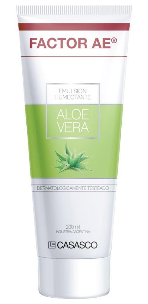 Factor AE Emulsión Aloe Vera