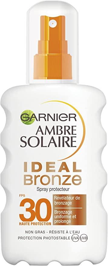 Garnier Ambre Solaire Ideal Bronze