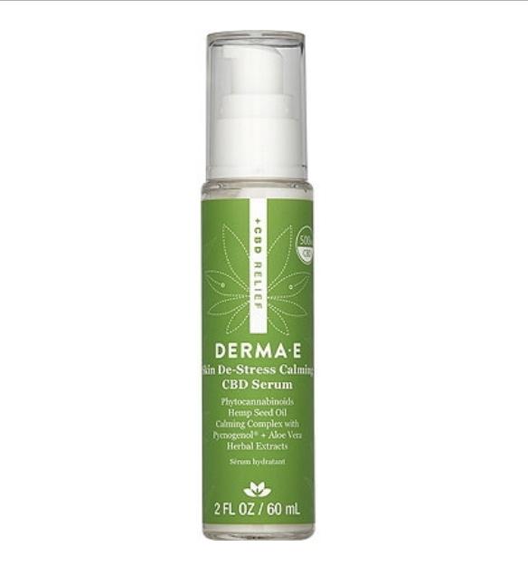 Derma E Skin De-Stress Calming Cbd Serum