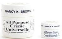 Nancy K Brown All Purpose Cream