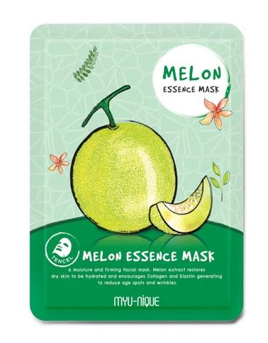 MYU-NIQUE Melon Essence Mask