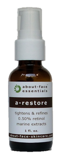 about-face essentials A-Restore