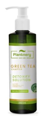 Plantnery Green Tea Facial Cleanser
