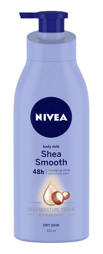 Nivea Body Milk Shea Smooth Deep Moisture Serum