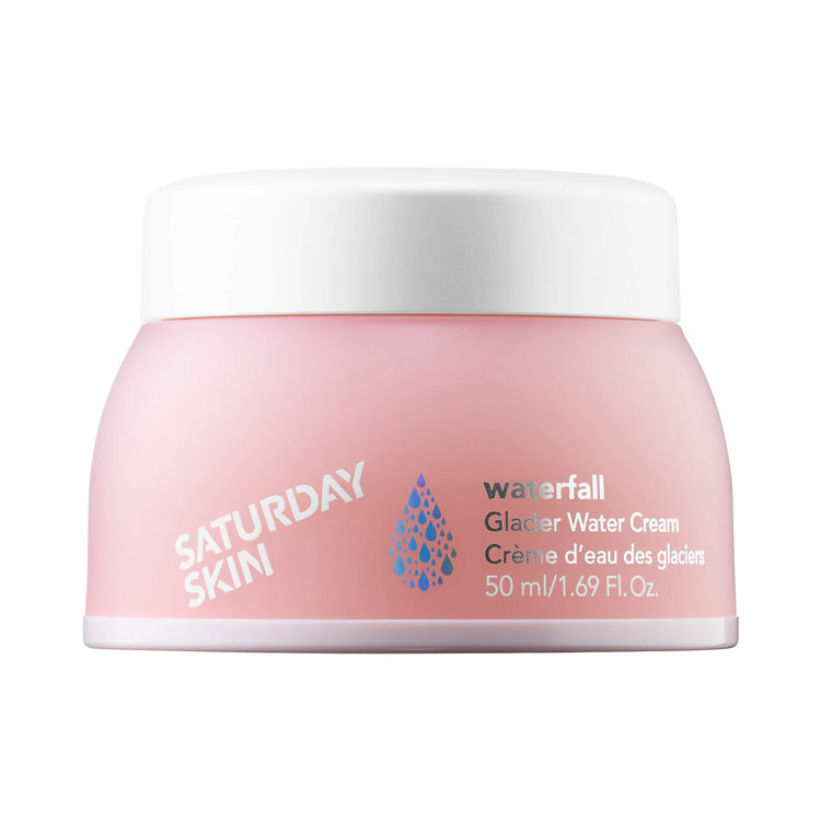 Saturday Skin Waterfall Glacier Water Cream