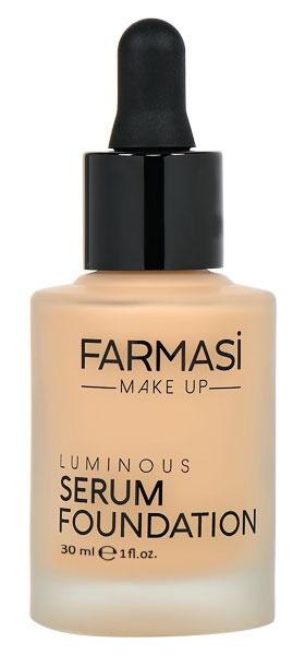 Farmasi Luminous Serum Foundation