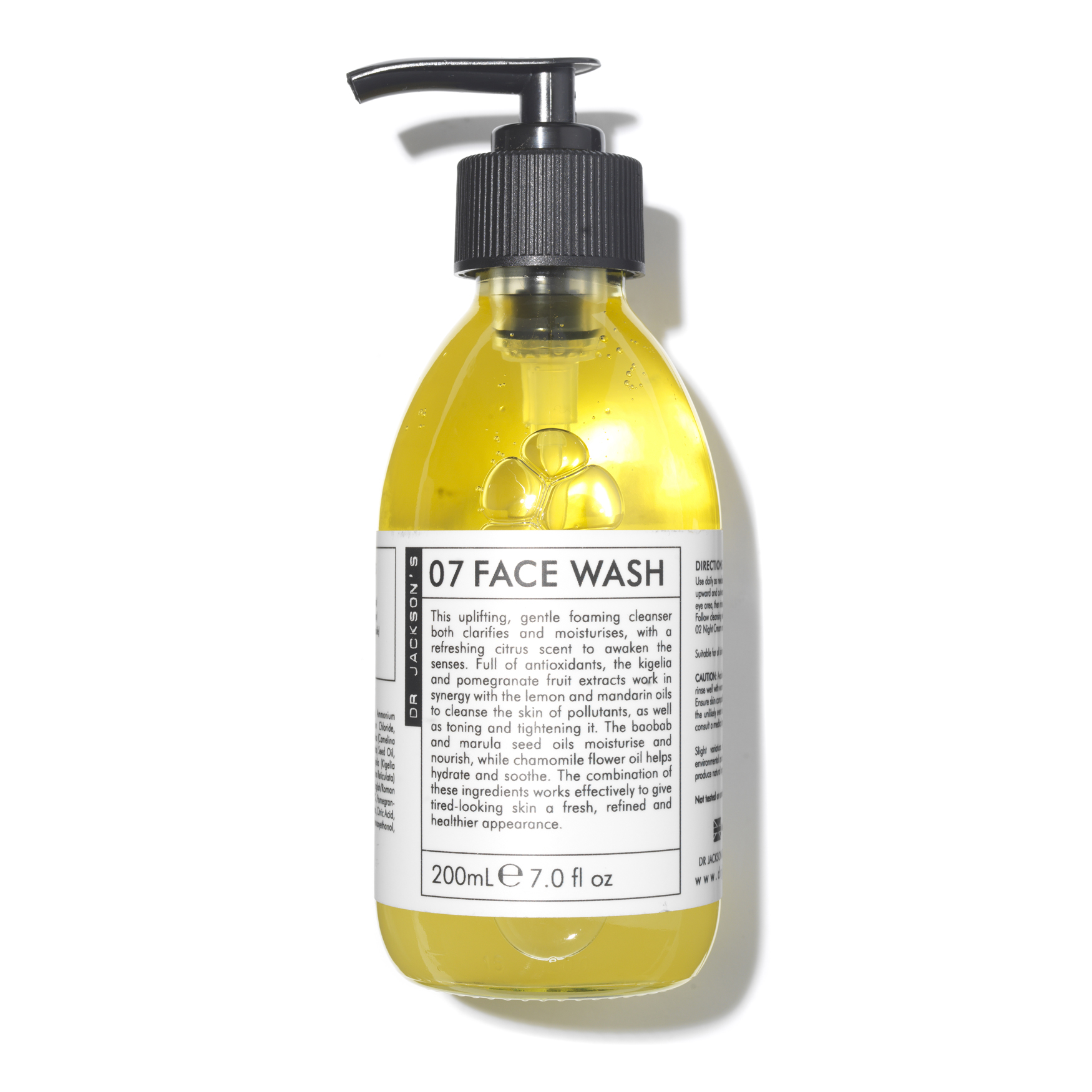 Dr. Jackson's 07 Face Wash