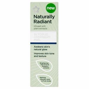 Superdrug Naturally Radiant Glycolic Overnight Peel