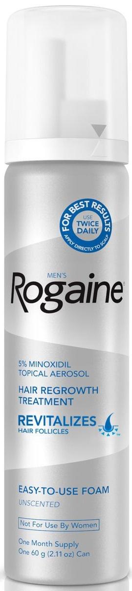 Rogaine Hair Regrowth Treatment