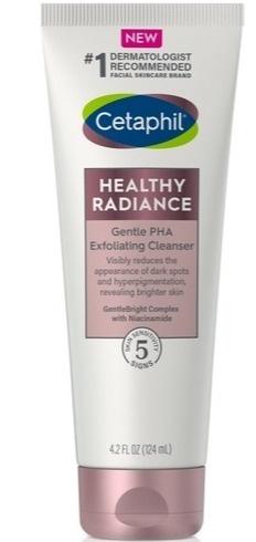 Cetaphil Healthy Radiance Gentle PHA Exfoliating Cleanser