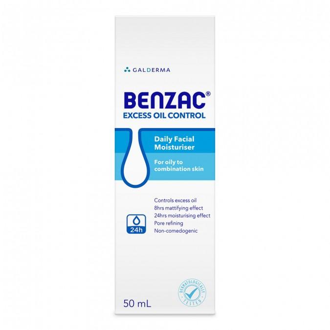 BENZAC Excess Oil Control Moisturiser