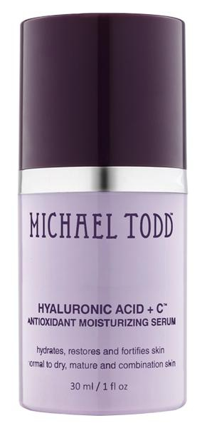 Michael Todd Beauty Hyaluronic Acid + C Serum