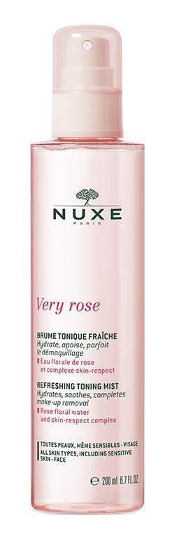 Nuxe Very Rose Refreshing Toning Mist