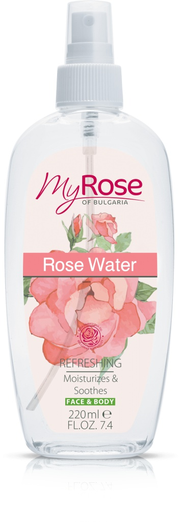 My rose Rose Water