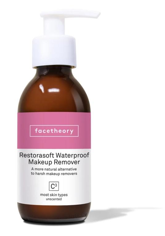 facetheory Restorasoft Waterproof Makeup Remover C3