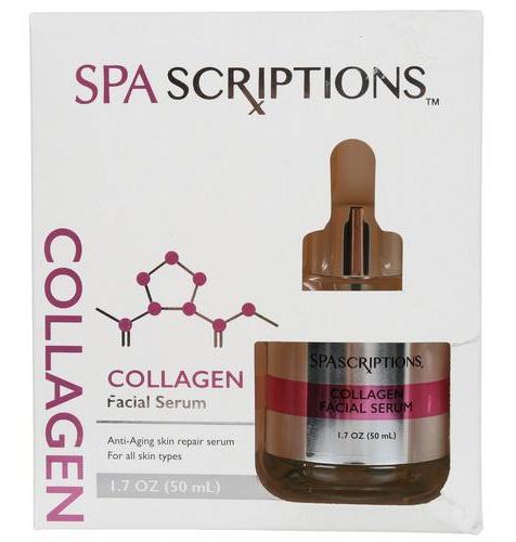 Spascriptions Collagen Face Serum