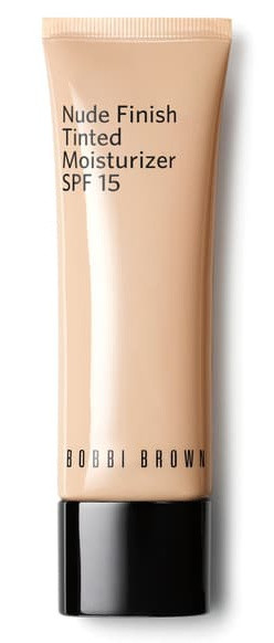 Bobbi Brown Nude Finish Tinted Moisturizer Spf 15