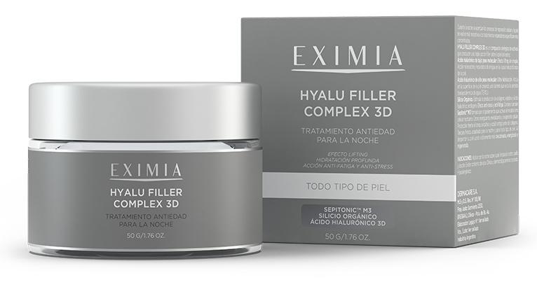Eximia Hyalu Filler Complex 3D Noche