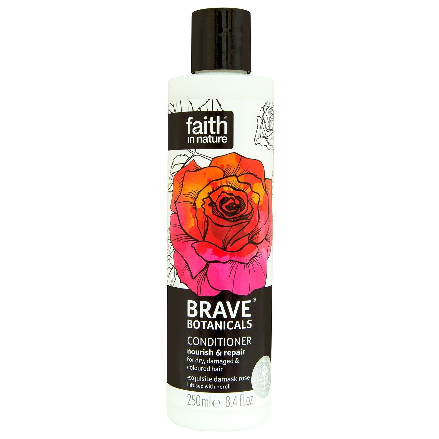 Faith in Nature Rose & Neroli Nourish & Repair Conditioner