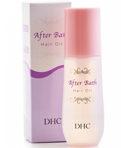 DHC After Bath Hair Oil