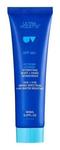 Ultra Violette Extreme Screen Hydrating Body & Hand Skinscreen Spf 50+