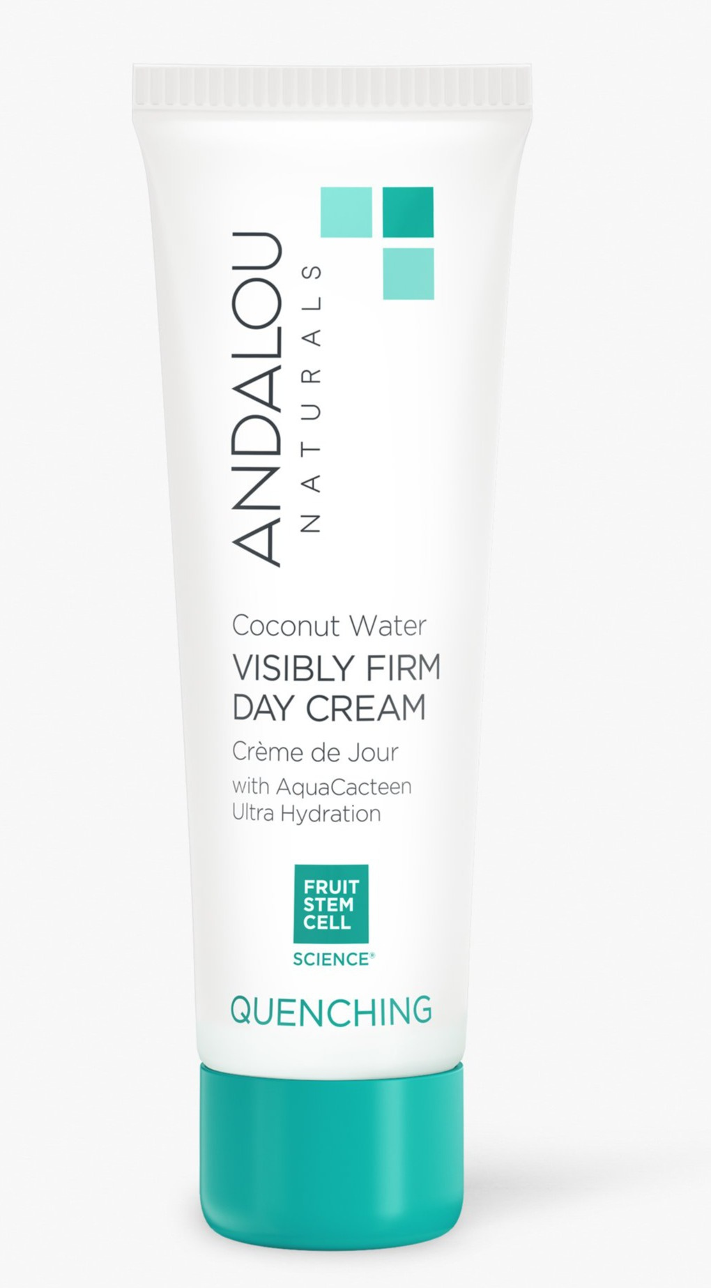 Andalou Naturals Quenching Coconut Water Visibly Firm Day Cream