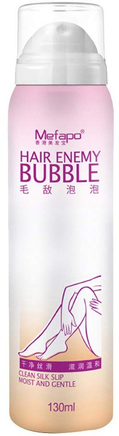 Mefapo Hair Enemy Bubble