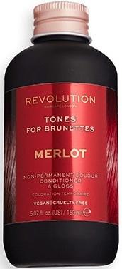 Revolution Tones For Brunettes Merlot